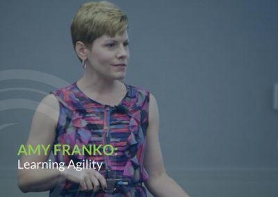 Amy Franko: Learning Agility