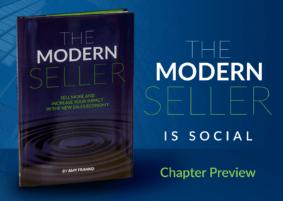 A Modern Seller is Social [Chapter Preview]
