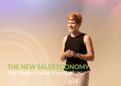 The New Sales Economy