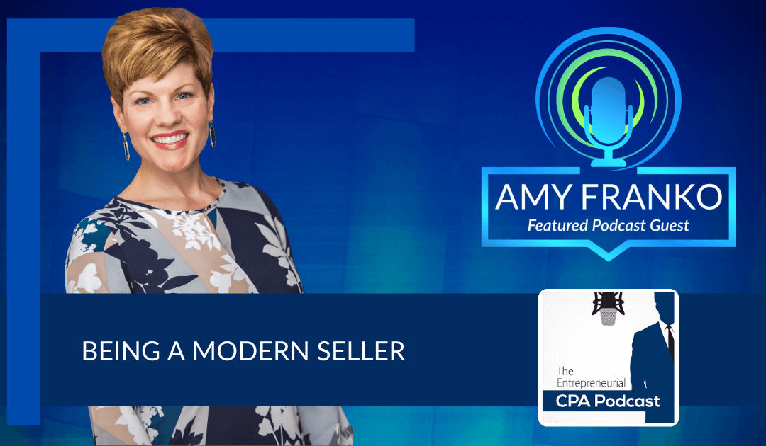 Entrpreneurial CPA podcast with Amy Franko